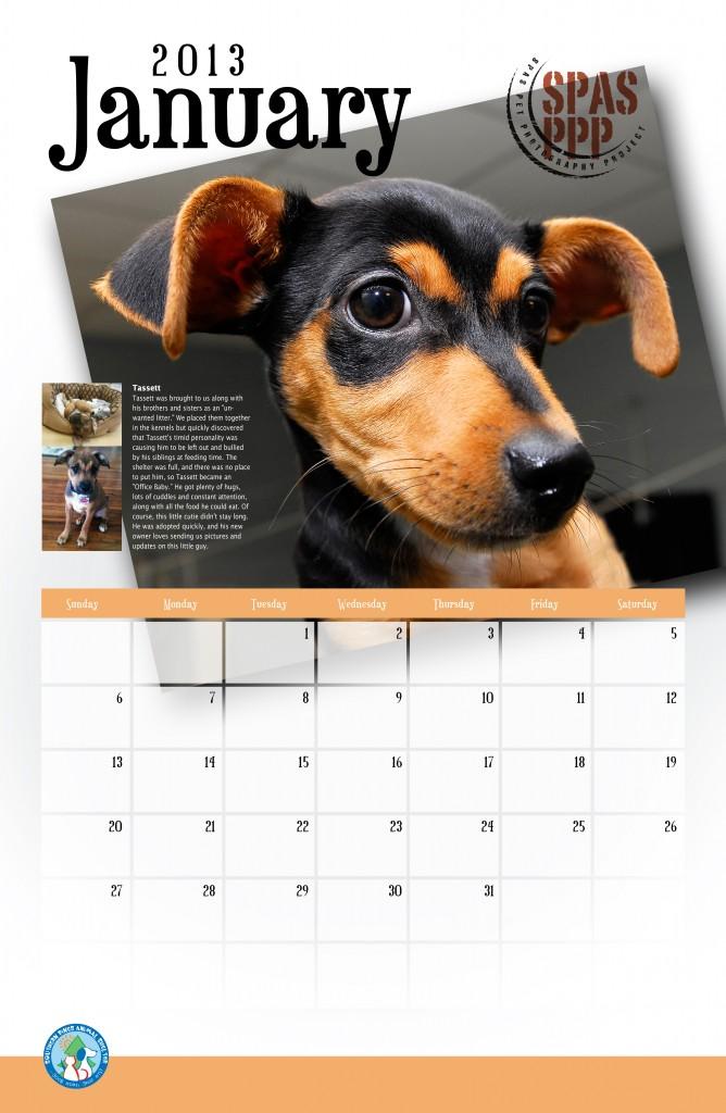 SPAS Calendar