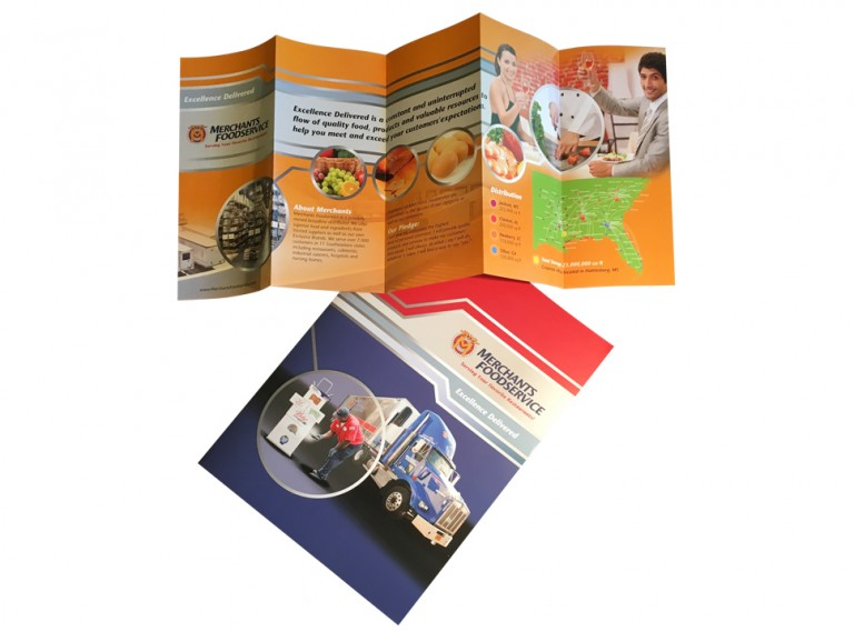 Merchants Foodservice Marketing Kit