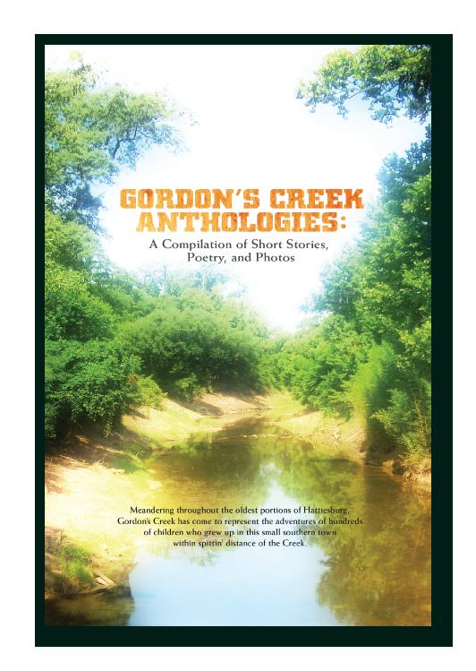 Gordon's Creek Anthologies I Book Cover