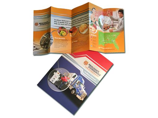 Merchants Foodservice Marketing Kit