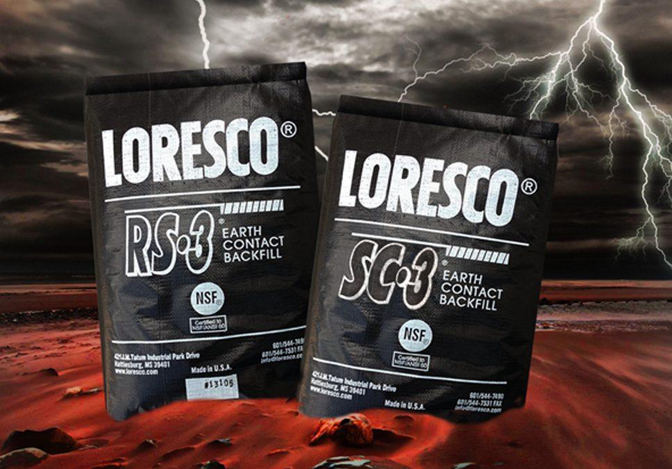 Loresco Contacts Earth